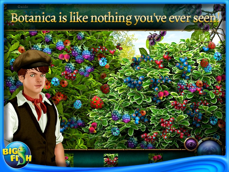 Botanica: Into the Unknown Collector's Edition HD - A Hidden Object Adventure screenshot-3