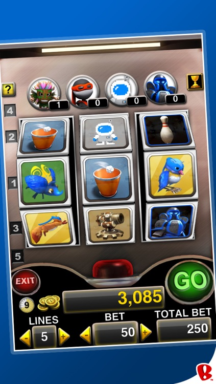 Backflip Slots screenshot-0