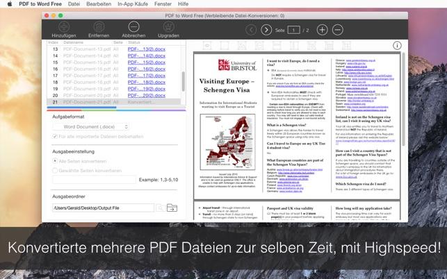 Pdf In Word Umwandeln Kostenlos Mac