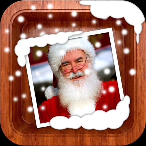 Snowing Effect Photo Booth - let it snow and add a White Christmas to your picture
