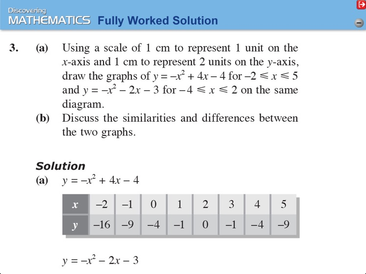 Discovering Mathematics 3B (NA) (Login Version)