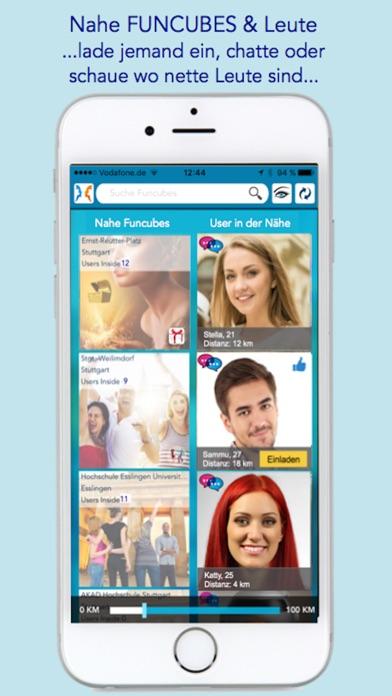 FUNCUBES - neue Freunde treffen & Geschenke findenScreenshot von 2