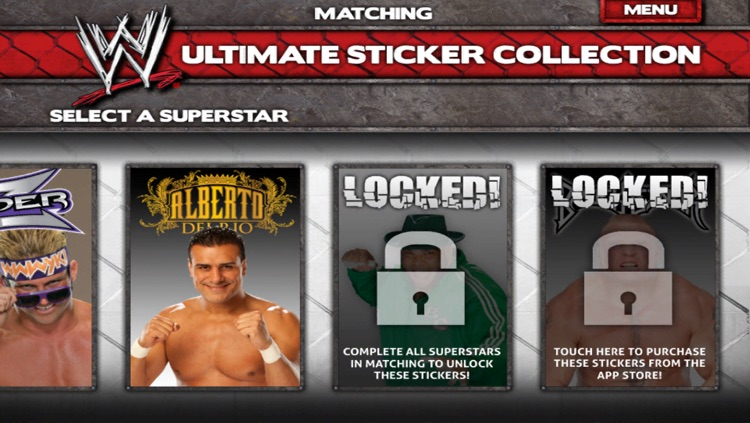 WWE Ultimate Sticker Collection screenshot-2