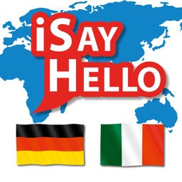 iSayHello German - Italian