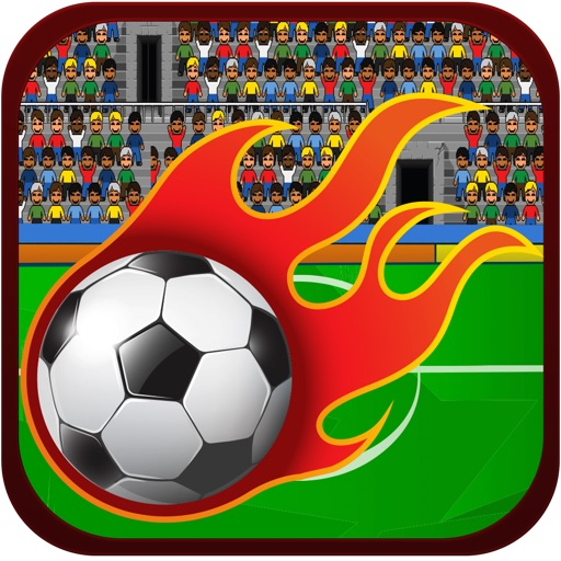 Real Star Soccer Kick League iOS App