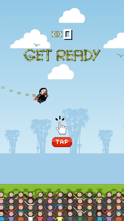 Flappy Dead Or Alive