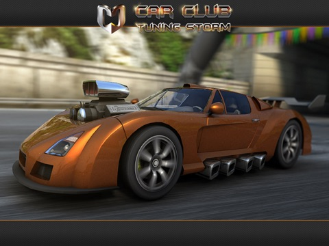 Car Club:Tuning Storm Screenshot