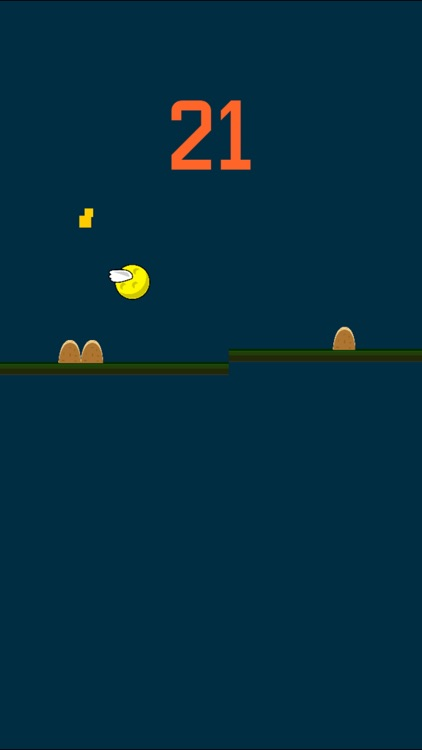 Flappy Golf - A Bouncing Ball Game