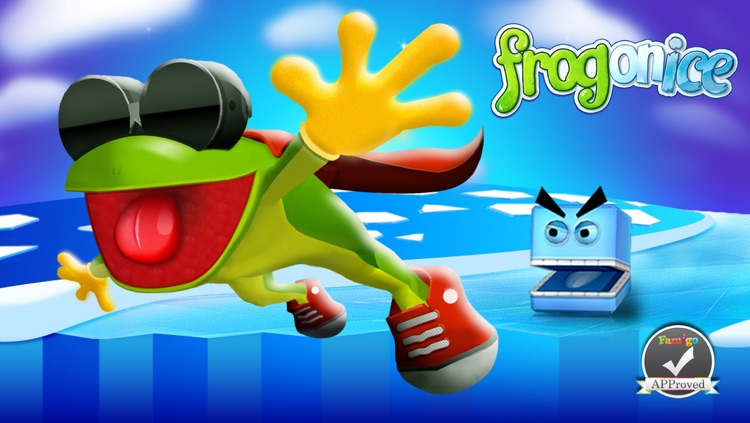 Frog on Ice screenshot-4