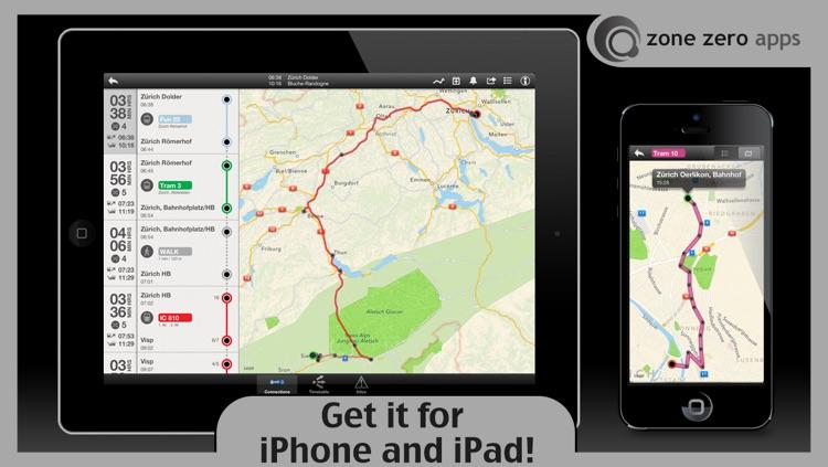 Swiss Transit Free screenshot-4