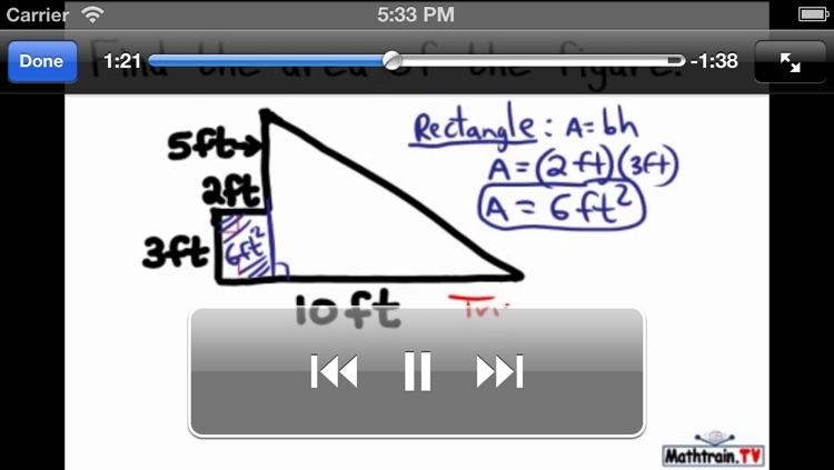 Math Video Academy - Learn Mathematics through Videos screenshot-4