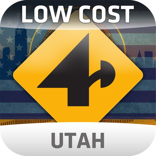 Nav4D Utah @ LOW COST icon