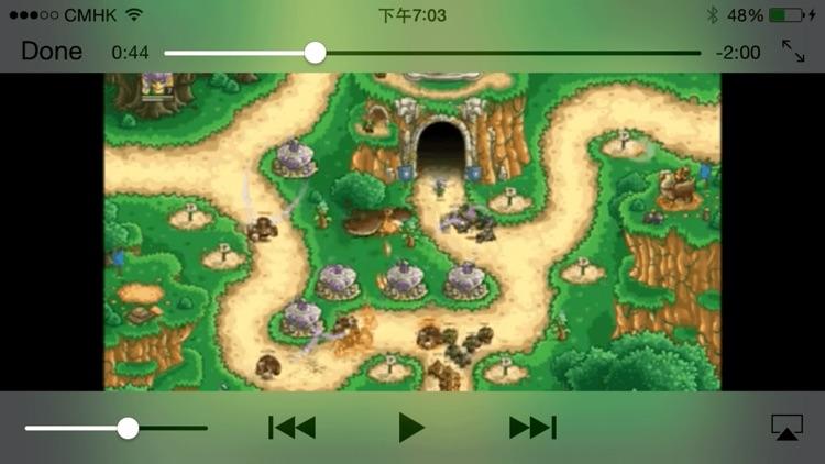 Video Walkthrough for Kingdom Rush Origins