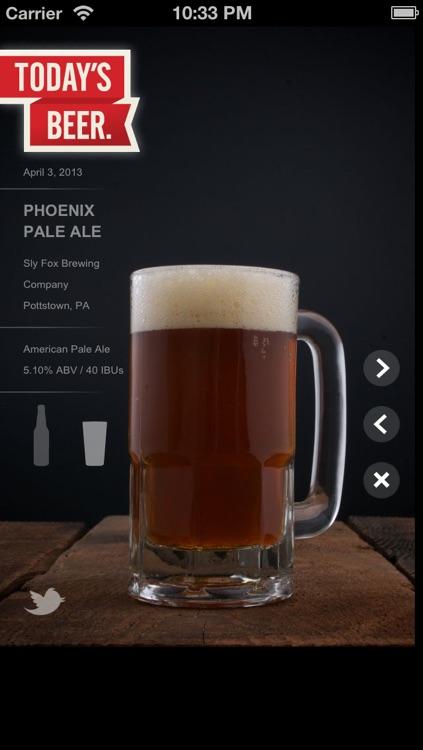Today's Beer screenshot-4