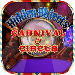 Hidden Objects - Carnival & Circus and Object Time Games