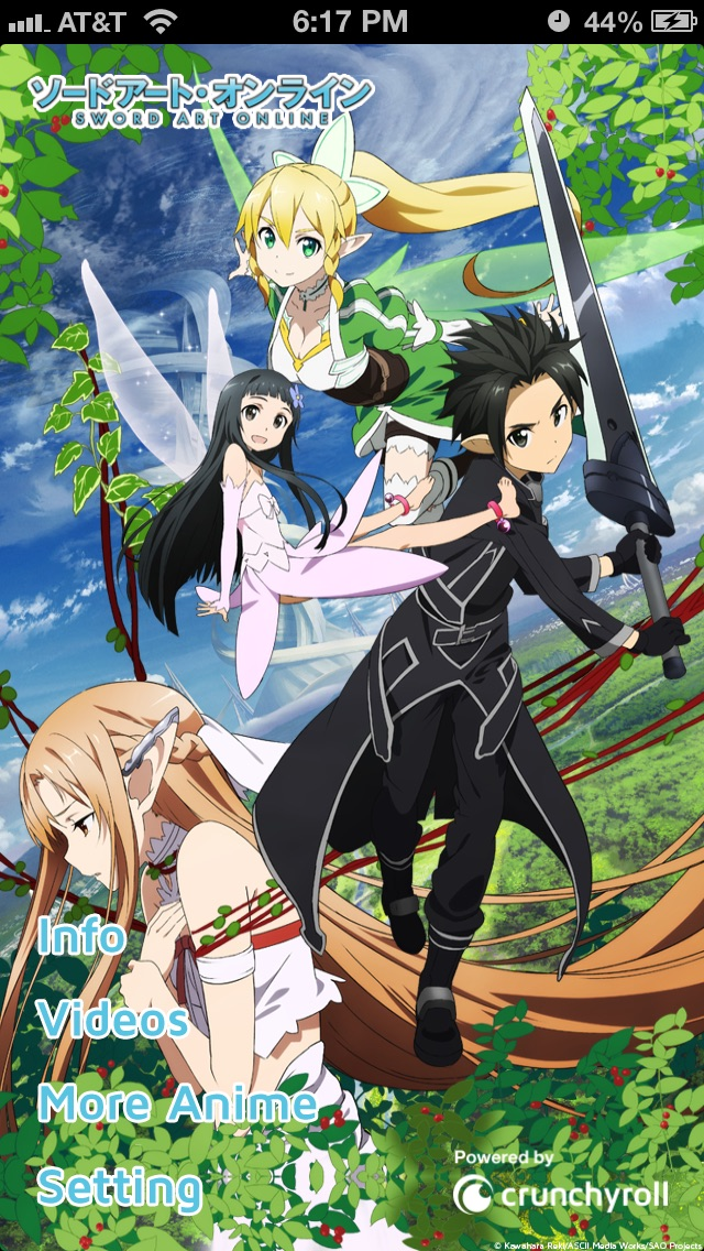 Sword Art Online - Watch FREE! for Windows