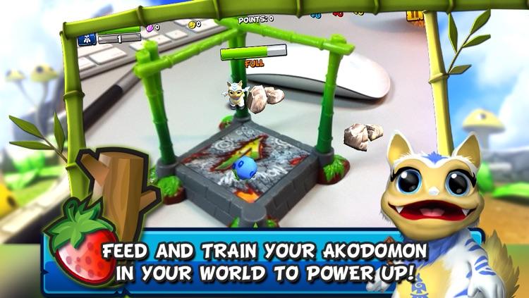 Akodomon screenshot-4