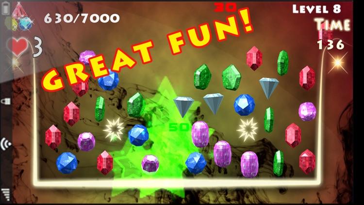 Jewels Blast - Diamond Pro screenshot-3