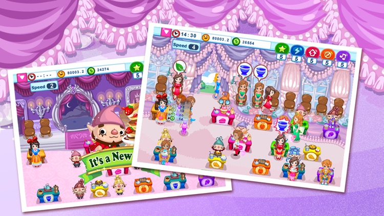 Snow White Cafe screenshot-3