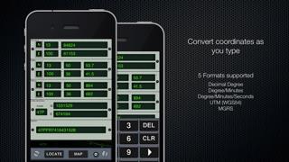Coordinates Converter screenshot one