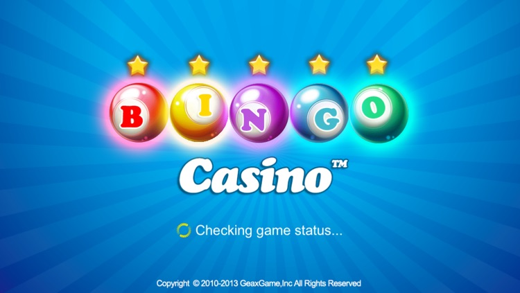 Bingo Casino! screenshot-0