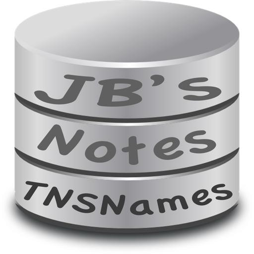 JB's Notes ... TNSNames