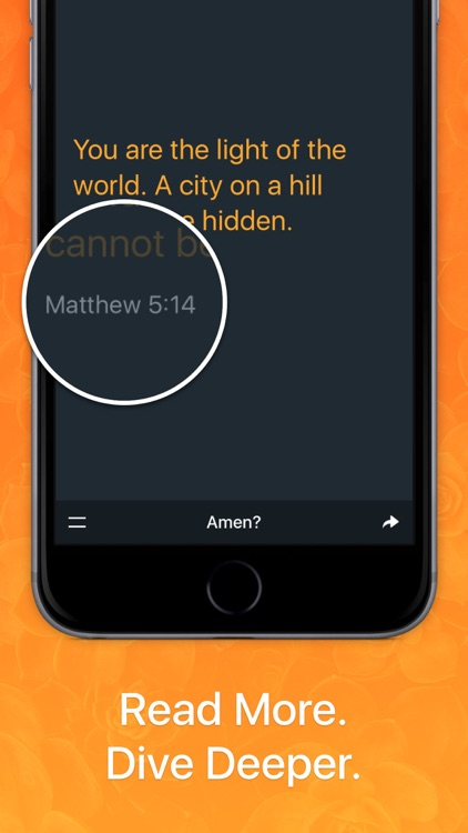 Amen – Daily bible verses and inspirational quotes screenshot-3