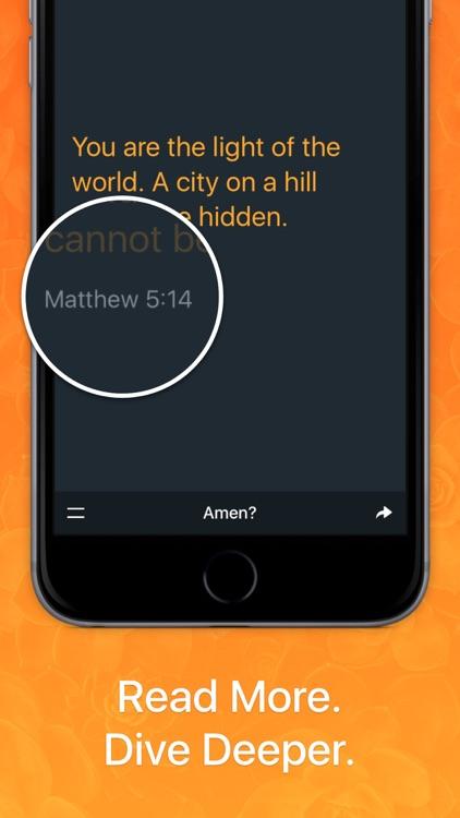 Amen – Daily bible verses and inspirational quotes screenshot-3