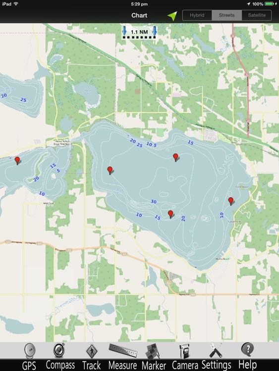Alberta Nautical Charts Pro screenshot-3