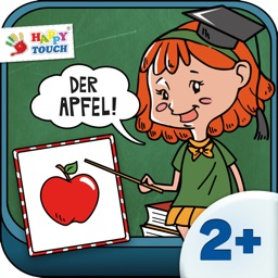 Lernspiele für Kinder : Erste Wörter lernen mit Anne (von Happy Touch Kleinkinder Spiele) Gratis
