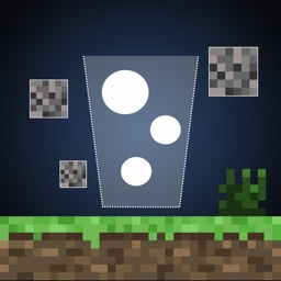 Mine Pong Physics Game - 100 Crafty Balls Challenge