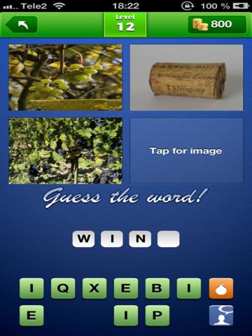 What's The Word - New photo quiz gameのおすすめ画像1