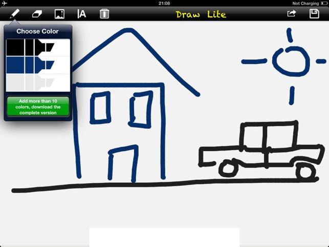 Zeichnen für iPad - kostenlos - Schreiben, Notizen, Notiz ...