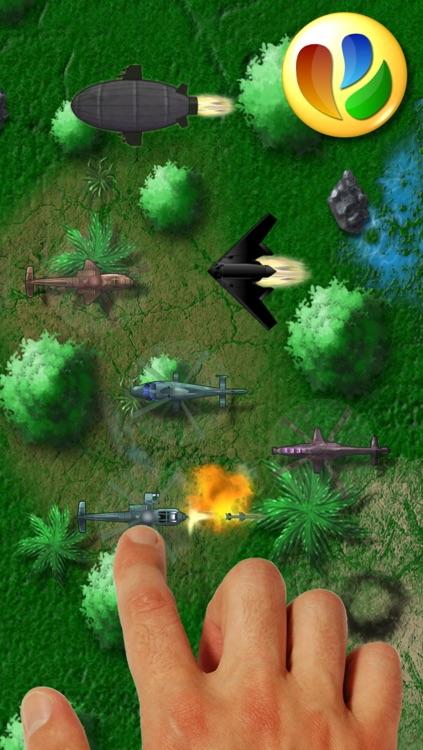 A Chopper War Game Free screenshot-3