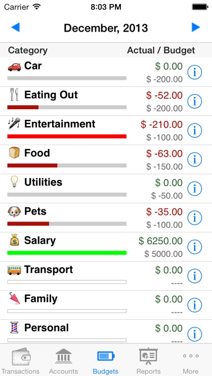 iMoneyTracker screenshot-3