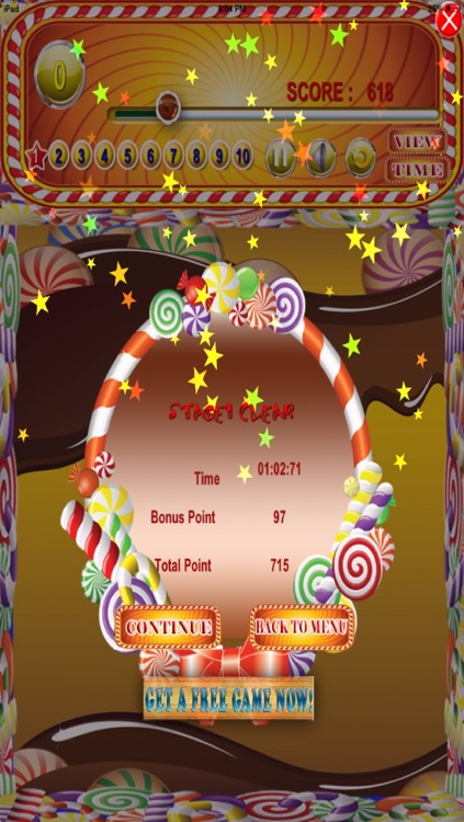 Candy Blitz - Match Them 3 In A Row! screenshot-4