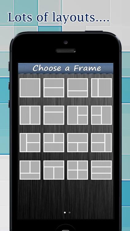 Photo Frames 4 Instagram - Best Photo Collage + Photo Editor for InstaGram screenshot-4