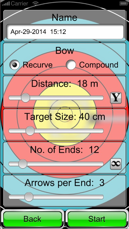 Archery Score P screenshot-1