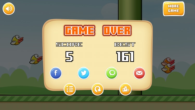 Squishy Bird - Smash Hit the Birds screenshot-3