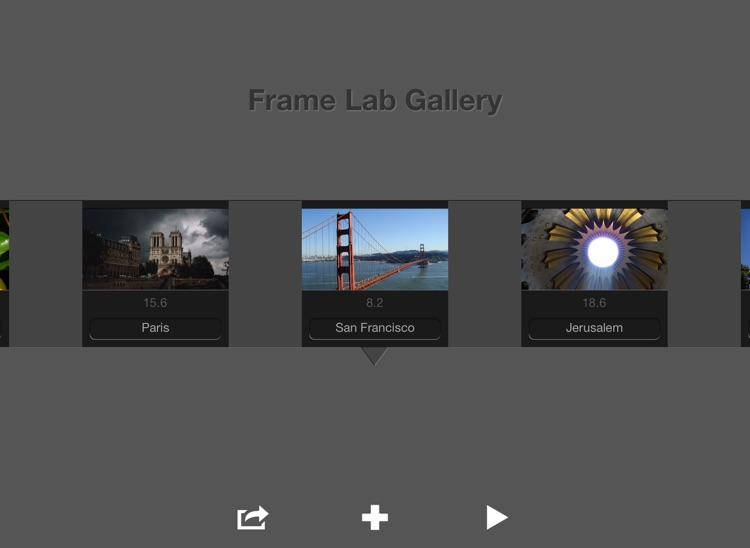 Frame Lab - Time-lapse Editor