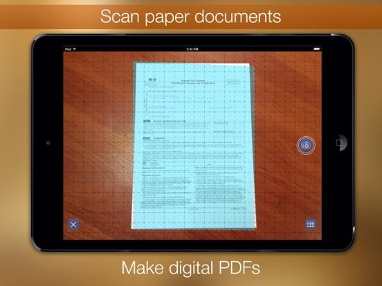 PDF Printer iPad