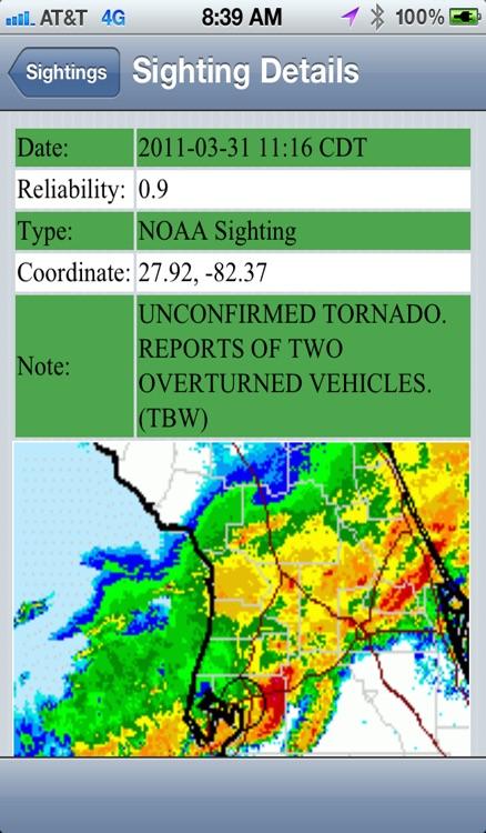 TornadoSpy