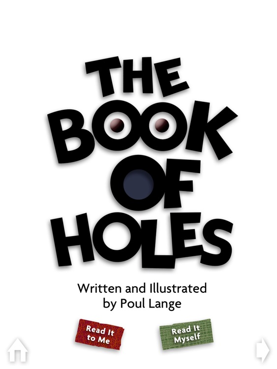 The Book of Holes
