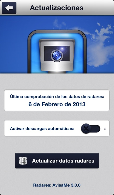 AvisaMe: Radares España screenshot-4