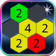 Hex Maze - like sudoku - The most difficult game