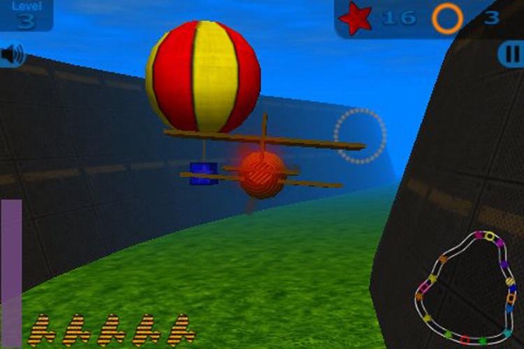 BiiPlane - Flying Game screenshot-4