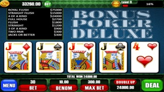 Players Touch Poker screenshot one