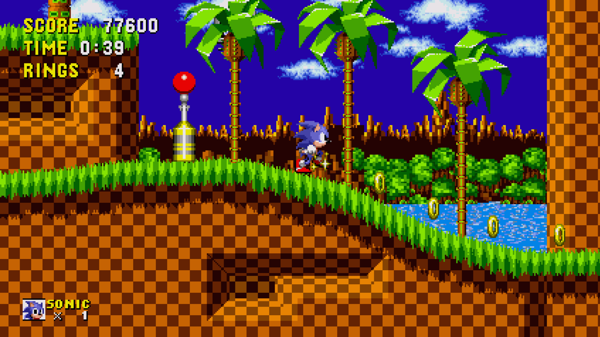 Sonic The Hedgehog Classic screenshot 12