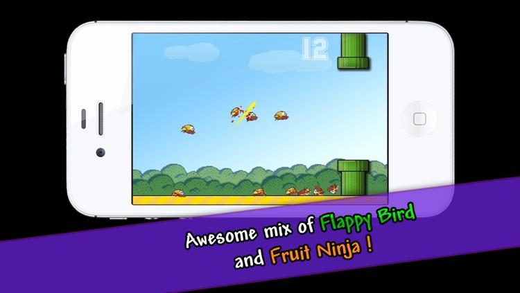 Cut The Flappy Bird