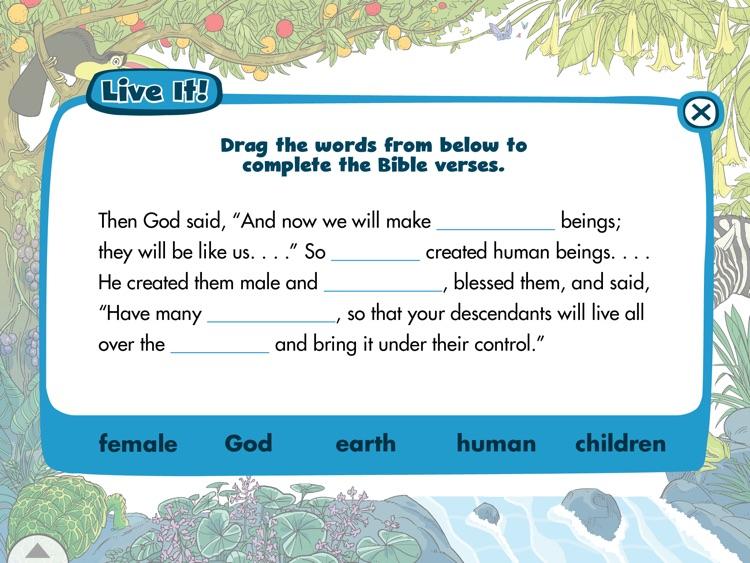 The Catholic Children's Bible screenshot-3